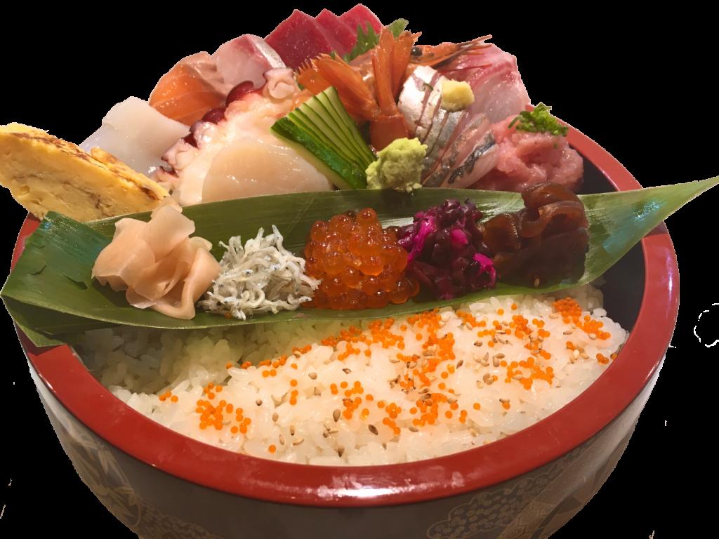 よしかめ大盛お寿司